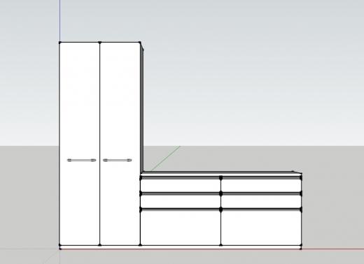 キッチンセット02