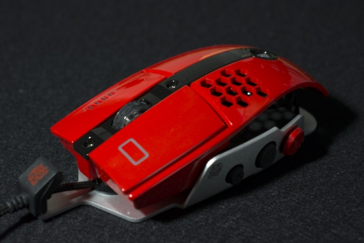 Thermaltake Level 10 M Mouse Red 02