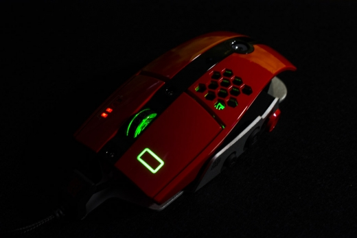 Thermaltake Level 10 M Mouse Red 13