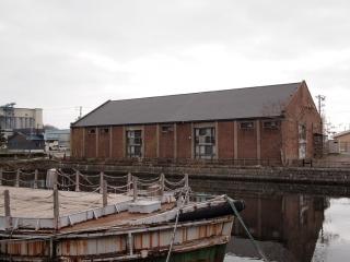 小樽の倉庫