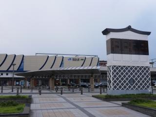 福知山駅舎