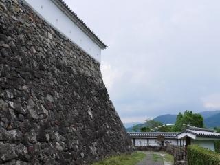 福知山城石垣