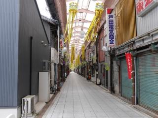 福知山 商店街