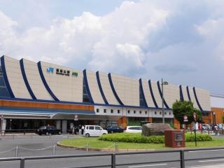 福知山 駅舎