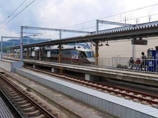 福知山駅 KTR