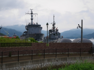 舞鶴 自衛隊基地