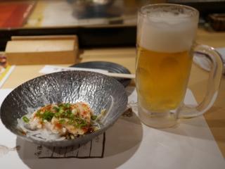 舞鶴ホテル近く 夕食