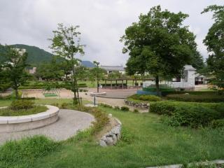 田辺城周辺