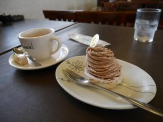 喫茶店@小浜