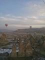 2014年12月 カッパドキアの気球