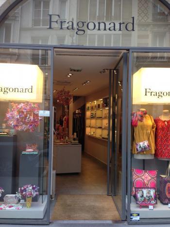 Fragonard 可愛いパリの小物たち