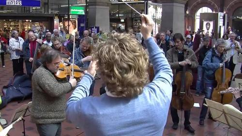 今日の一曲 flashmob