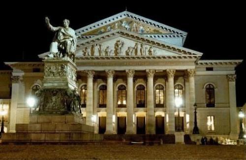 ミュンヘンの週末 Bayerische Staatsoper