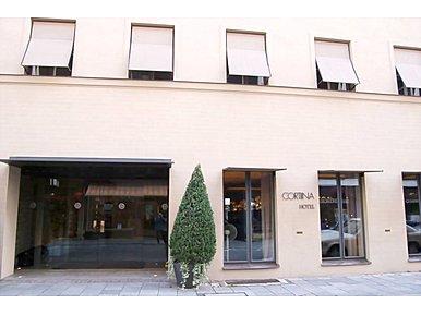 ミュンヘンの素敵なホテル Hotel Cortiina Munich