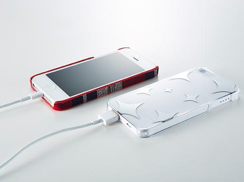 Shaped Battery