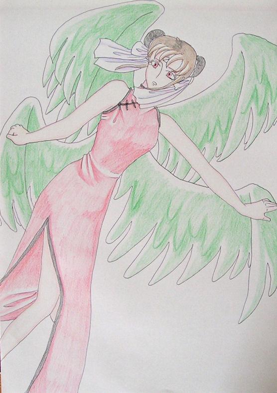 守護天使アンジュ