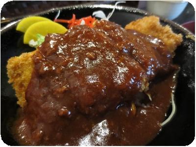 ドミカツ丼(ドミセット)