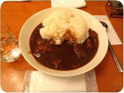 欧風カレー(大盛り)