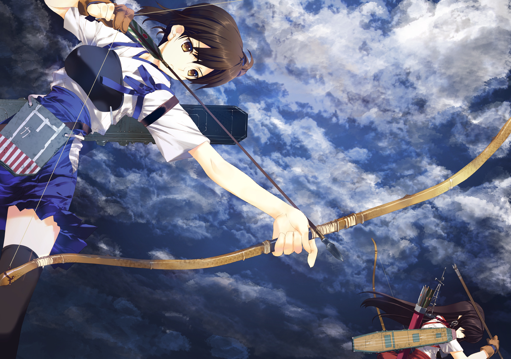 anime_wallpaper_Kantai_Collection_kaga_akagi_Nakamura_Takeshi-818812.jpeg