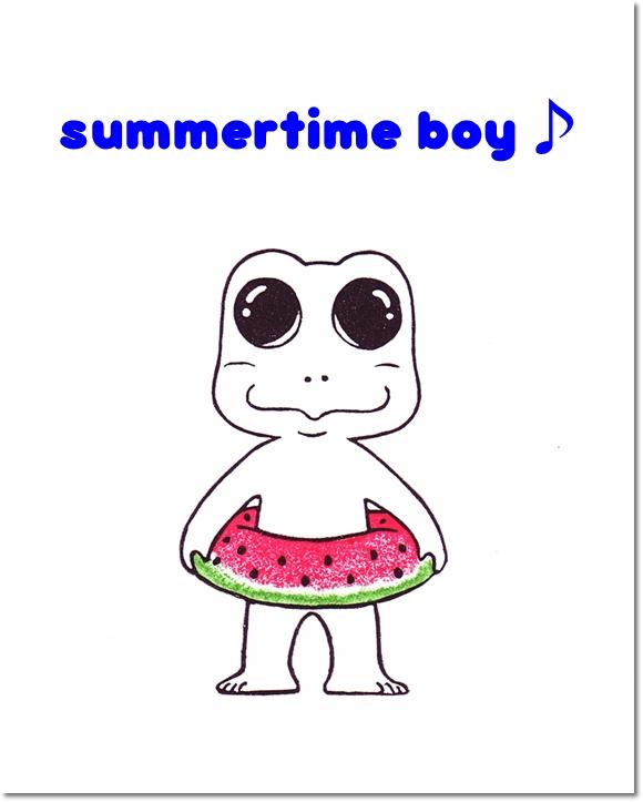 夏のお坊ちゃん登場☆そーたろー♪の巻