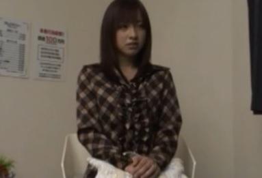 後藤真希 ゴマキ激似のお姉さんが風俗面接でハメられる