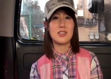 牧野宏美 ナンパで見つけた美少女釣りガールがAVデビュー 1