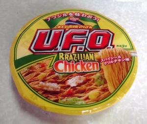 日清焼そば U.F.O. ブラジリアンチキン焼そば