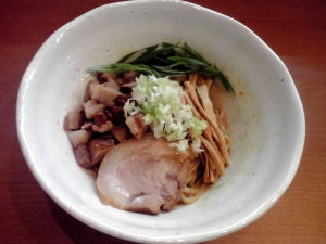 うえまち 和え麺 大盛