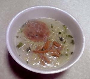 Yahoo! ら~めん特集第5回 審査員特別賞 SOUPNUTS 濃厚ホタテ味炸裂麺(できあがり)