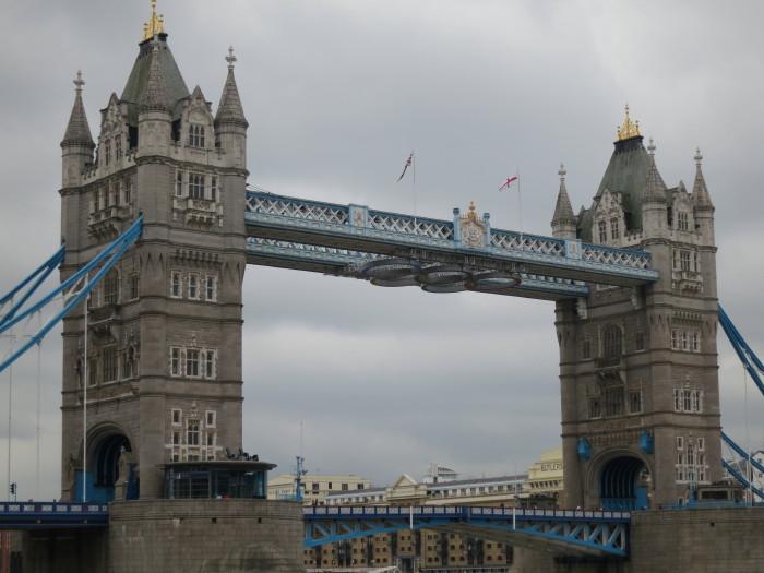 イギリス ロンドン・ブリッジ 観光
