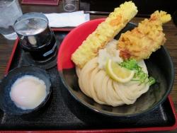 Ah-麺 竹鶏玉ぶっかけうどん 寺田町