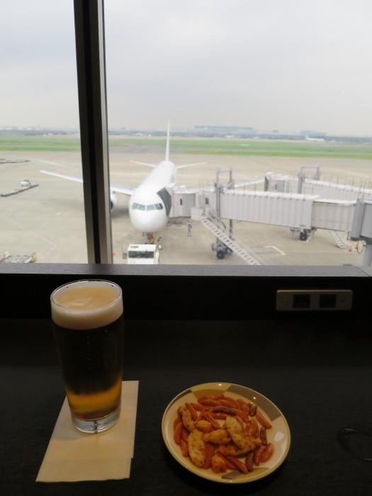 羽田空港 サクララウンジ