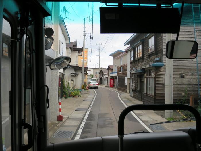 三厩 竜飛岬 バス 100円
