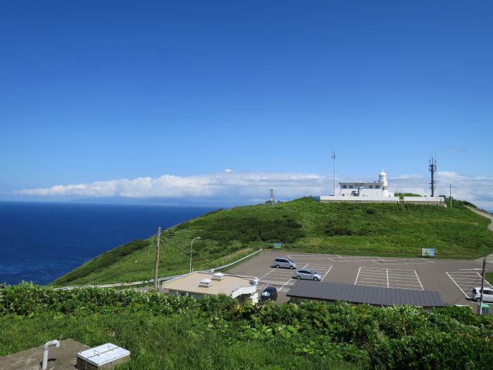 階段村道 階段国道 竜飛岬 津軽海峡冬景色