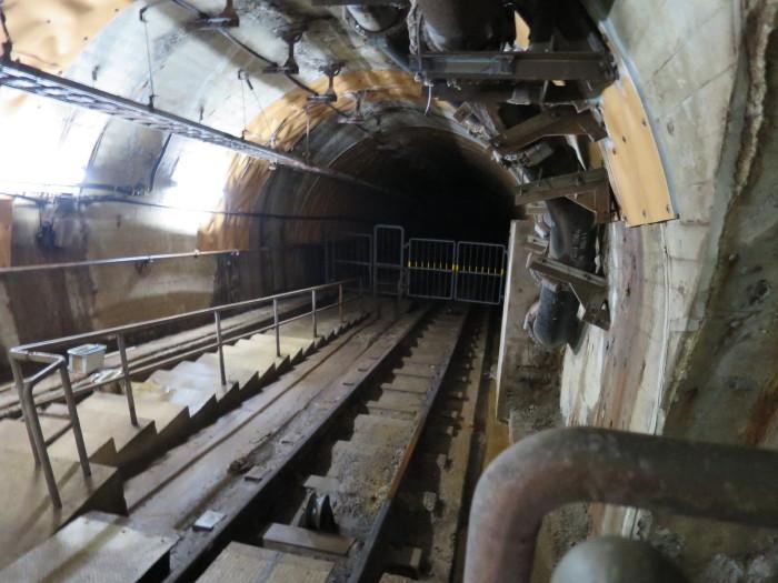 青函トンネル記念館 竜飛岬