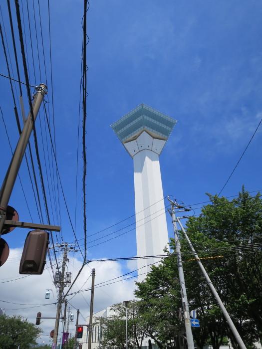 五稜郭タワー オススメ 函館観光
