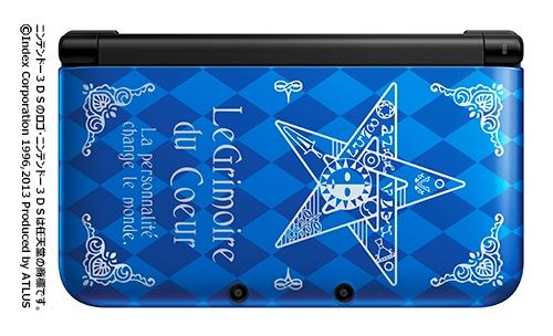 ペルソナQ 3DS LL
