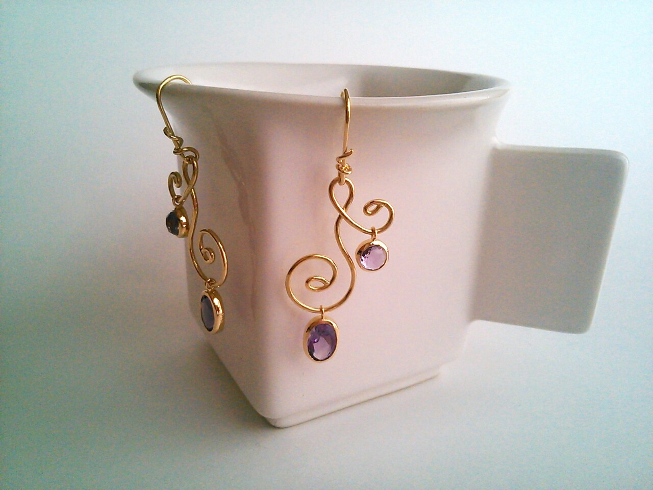 GOLD&AMETHYST