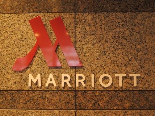 東京マリオットホテルへ、品川駅からのバスの乗り方&ロビー解説