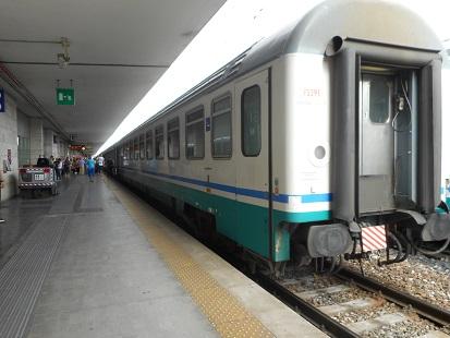 地域鉄道 パドヴァ→ミラノ