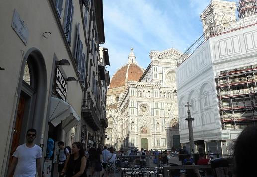 フィレンツェ ①20140623