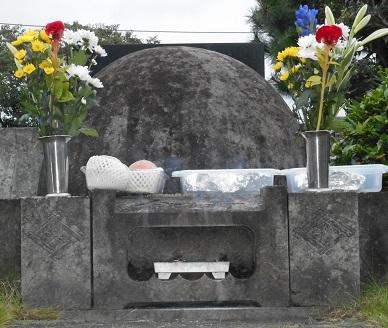 2014年8月29日 お墓参り ①