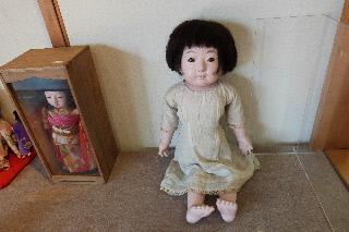 ぶら人形①