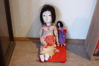 ぶら人形②