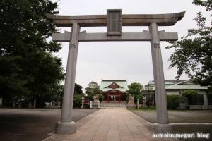 潮田神社(鶴見区潮田町)2