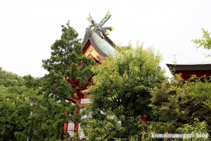 潮田神社(鶴見区潮田町)9
