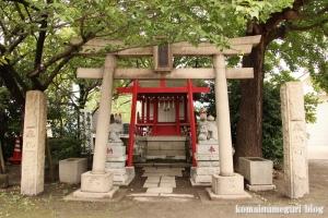 潮田神社(鶴見区潮田町)18