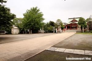 潮田神社(鶴見区潮田町)25