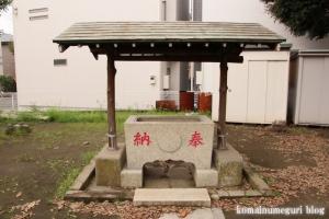 大山衹神社(鶴見区菅沢町)6