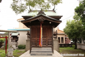 大山衹神社(鶴見区菅沢町)12